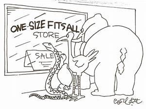 One Fits All Matratze : do you provide a one size fits all approach compendian ~ Michelbontemps.com Haus und Dekorationen