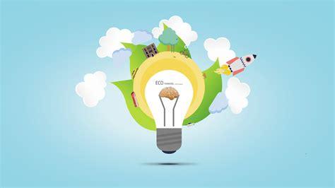 Eco Presentation Templates by Eco Thinking Prezi Template Prezibase