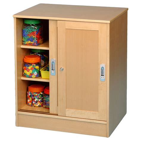 Wooden Cupboard by Medium Wooden Cupboard