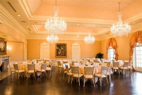 classic ivory  blush wedding   oaks club  osprey