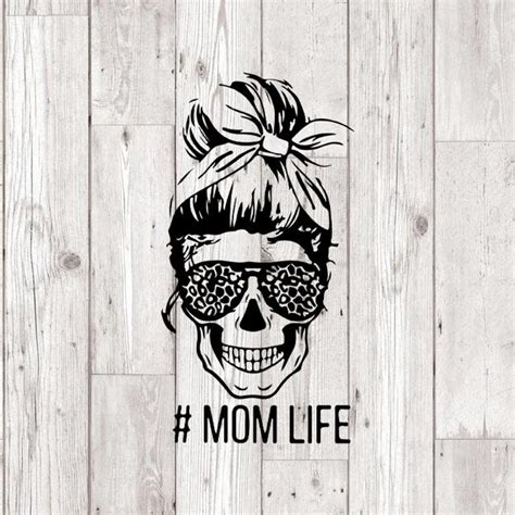 46,369 likes · 92 talking about this. Skull SVG Mom Life SVG Messy Bun SVG Svg Files for Cricut ...
