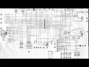 ducati monster wiring diagram youtube With various ducati wire diagrams wire750900ss1977a