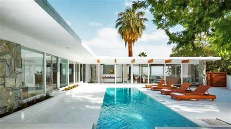 Cool Homes In Palm Springs