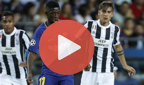 watch barcelona vs juventus live streaming free 12/09/2017 - Video Dailymotion