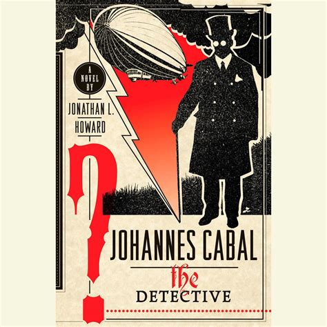 johannes cabal  detective audiobook listen instantly