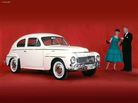 Volvo PV444 KS 1955–57 images (1600x1200)