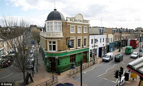hotel review  alma wandsworth london daily mail