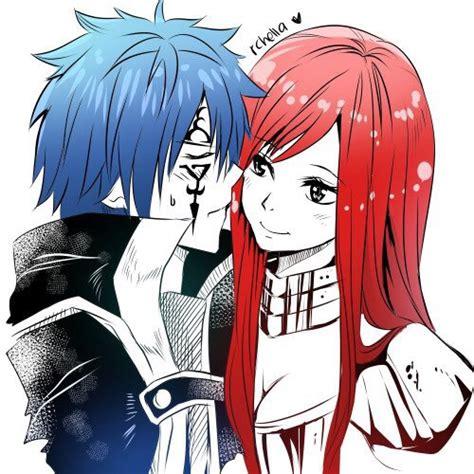 anime cool boy and girl love anime anime boys anime girls cool erza image