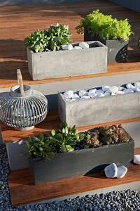 Pot Pour Balcon : jardini re pot de fleurs pour terrasse ou balcon tr s d co c t maison ~ Teatrodelosmanantiales.com Idées de Décoration