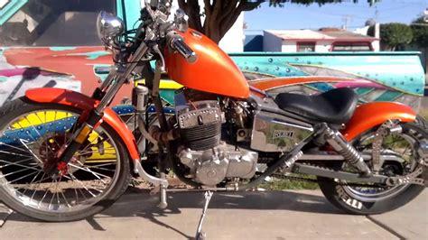 Honda Rebel Custom 250cc
