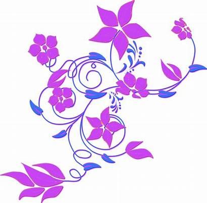 Vector Flower Floral Clipart Flowers Transparent Clip