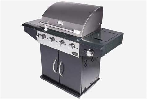 uitverkoop gasbarbecue