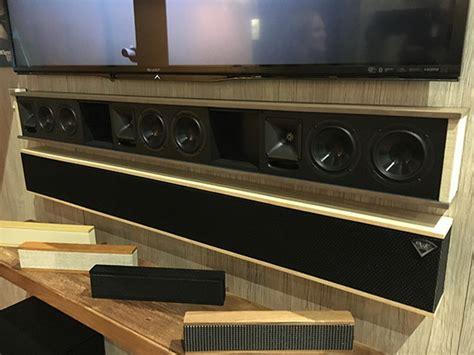 klipsch  retro  custom soundbar brings jamo