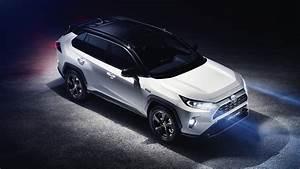 Toyota Rav4 Hybride Black Edition : 2019 toyota rav4 hybrid 4k wallpapers hd wallpapers id 23452 ~ Gottalentnigeria.com Avis de Voitures
