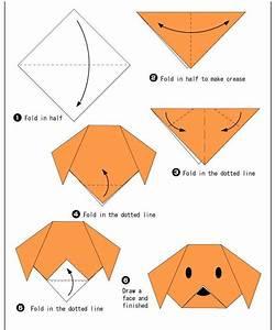 Beginners Origami Diagrams