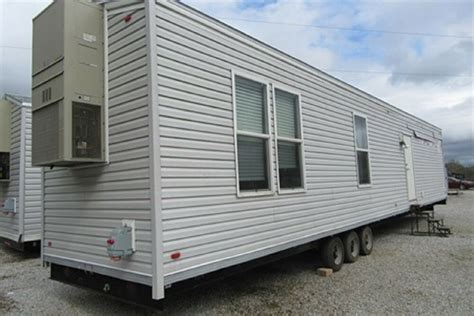 brba  furnished fema mobile home park model hud wz ac baton rouge ebay
