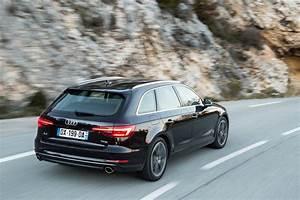 Audi A4 Break Occasion : essai audi a4 break 2015 l 39 essence en avant l 39 argus ~ Gottalentnigeria.com Avis de Voitures