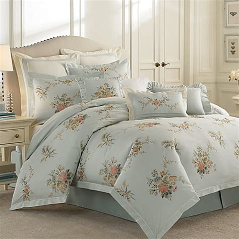 raymond waites 174 sandra comforter set 100 cotton bed