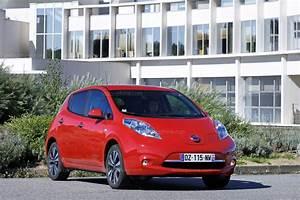 Autonomie Nissan Leaf : automobile nissan leaf gamme et autonomie augment es ~ Melissatoandfro.com Idées de Décoration