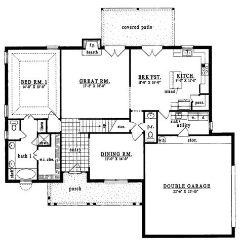 plans for houses master suite layout floor plans master