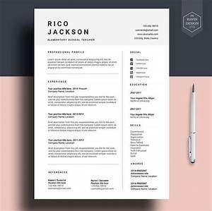 best 25 cv template ideas on pinterest With curriculum vitae design template