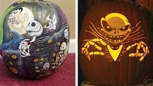 24 nightmare before pumpkin carving pictures to