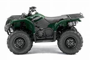 Yamaha Grizzly 450 4x4 Eps Specs - 2010  2011