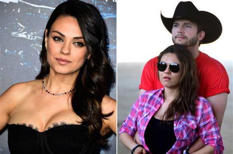 Mila Kunis And Ashton Kutcher Married James Corden Interview Reveals Daily Star