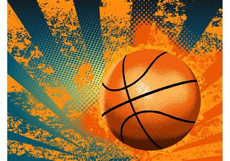 free clipart basketball grunge basketball background free vector