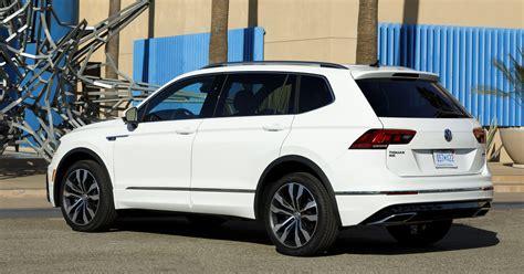 2018 Volkswagen Tiguan Suv To Get Rline Treatment Roadshow