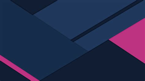 Blue Material Background by Material Design Exclusive Content Wallpaper Blue 031