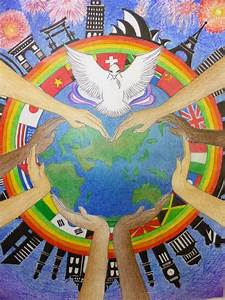 Peace Poster Gallery - 2016-2017 - Lions Clubs Australia