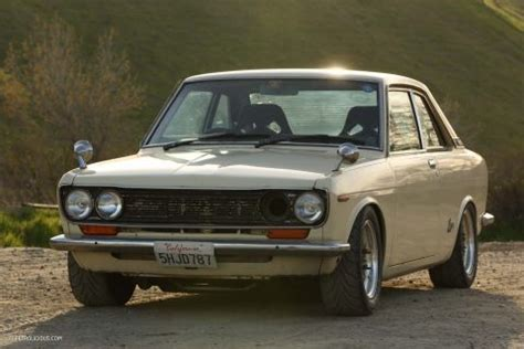 Datsun 510 Coupe by What Made The Datsun 510 Bluebird Coupe So Special