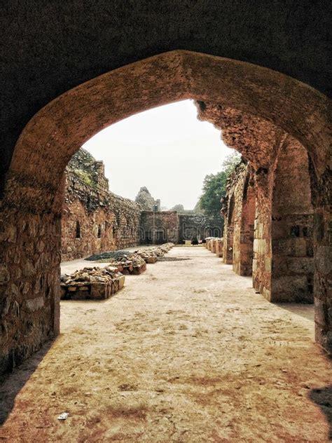 delhi india stock photo image  asia architecture
