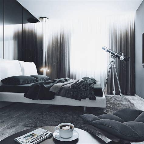 gambar desain kamar tidur ukuran kecil gaya minimalis