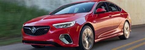 Buick Lacrosse Vs Regal by 2018 Buick Regal 2018 Buick Lacrosse Model Comparison