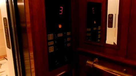 hong kong disneyland hotel elevator youtube