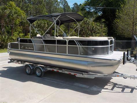 Used Pontoon Boats Dealers by Dealer Demo 2015 Harbor 2285rf Pontoon Boat Ski