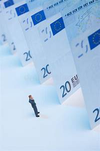 Euro Income Growth Stock Image  Image Of Banking  Business
