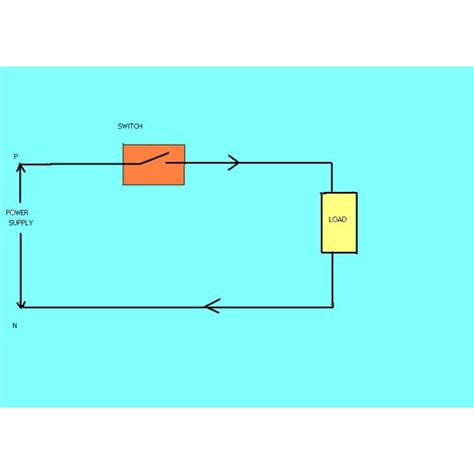 Test Light Electrical Circuit Diagram by Electric Circuit Symbols Clipart Best