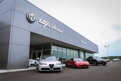 Alfa Romeo Dealers by About Alfa Romeo Of Birmingham