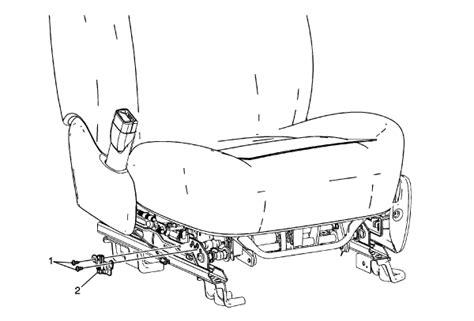 Gmc Acadia Seat Parts Diagram Html Imageresizertool