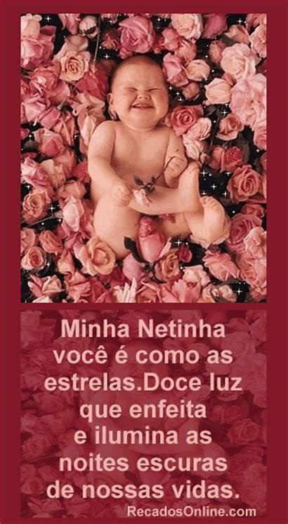 Neta Netinha Minha Mensagens Frases Imagens Voce