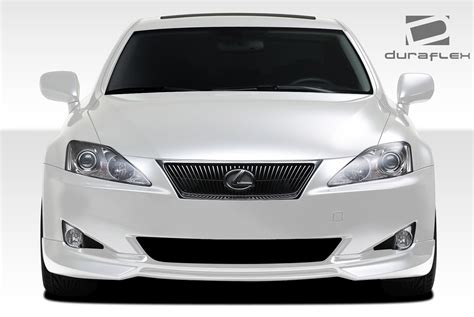 06-08 Lexus Is Series Is250 Is350 Duraflex W-1 Front Lip