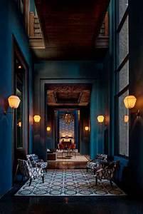Deco Bleu Petrole : d co bleu canard bleu paon ou bleu p trole c couleur ~ Farleysfitness.com Idées de Décoration