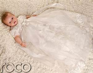 Baby Girls Ivory Dress Traditional Baptism Gown ...