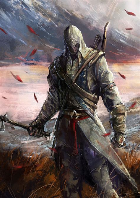 Assassins Creed Fan Art By Cyrilt On Deviantart