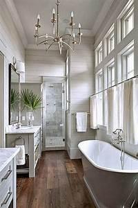 20, Amazing, Farmhouse, Bathrooms, With, Rustic, Warm