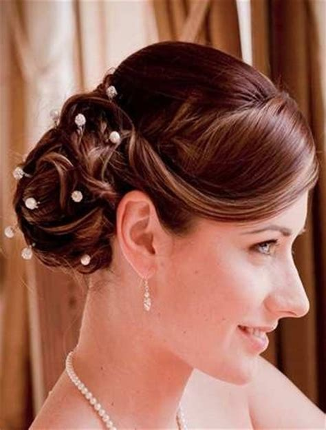 bridal party hairstyles 2013 2 glamour2013