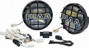 Piaa 520 Series Ion Crystal Driving Light Kit